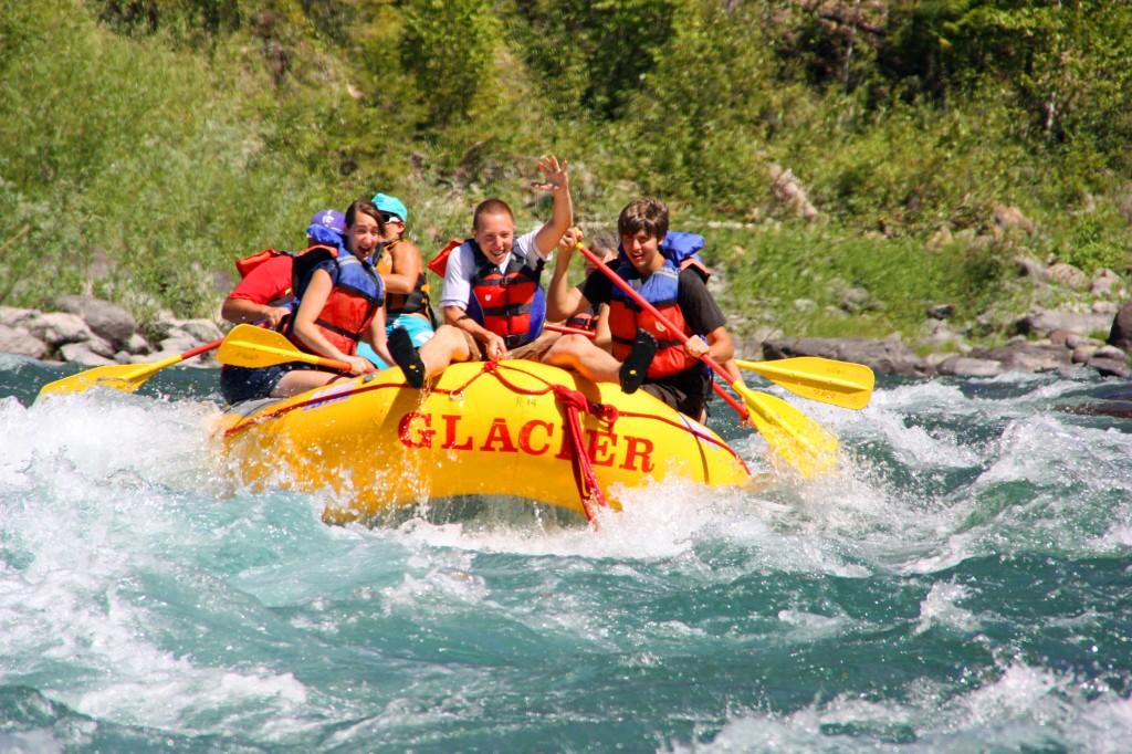 Glacier Raft 3